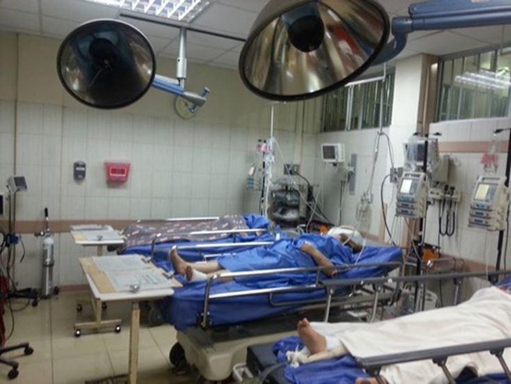 Hospital Vincente Corral Moscoso Trauma Bay