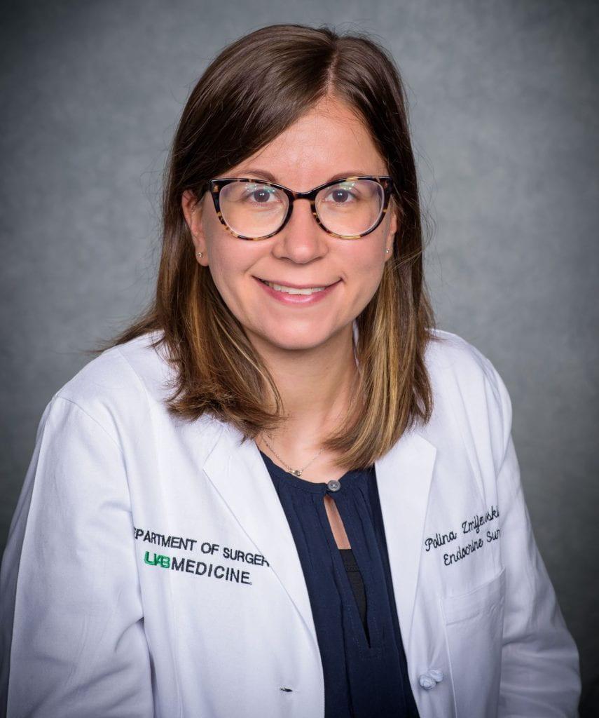 Polina Zmijewski, MD